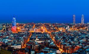 Ciudad-de-Barcelona